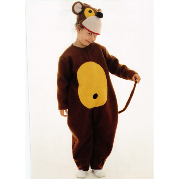 Disfraz Infantil Mono