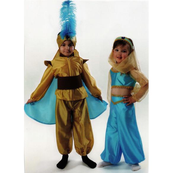 Disfraz niño Aladino