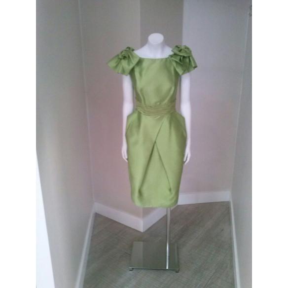 Vestido MARIA COCA Verde