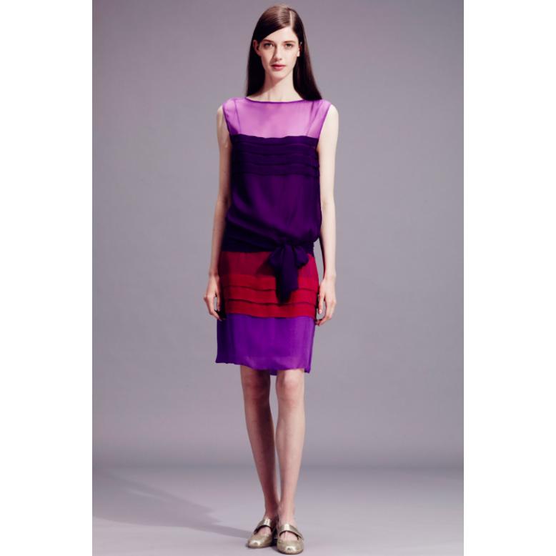 Mujer Moda Últimas Tendencias Vestidos Alberta Ferretti León lFJK1c