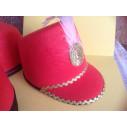 Sombrero  soldadito o majoret
