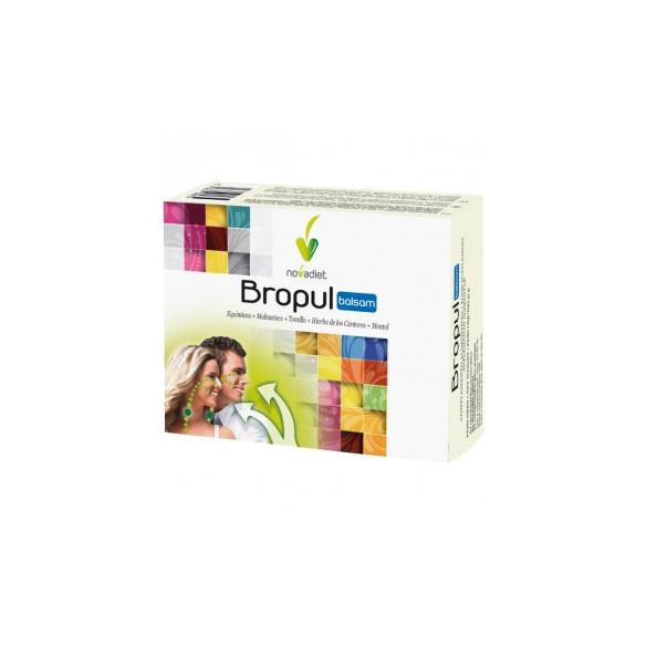 BROPUL BALSAM 60 COMPRIMIDOS MASTICABLES