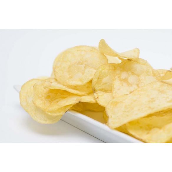 Patatas Fritas con sal 300gr