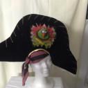 Sombrero  Pirata/Corsario. Adulto
