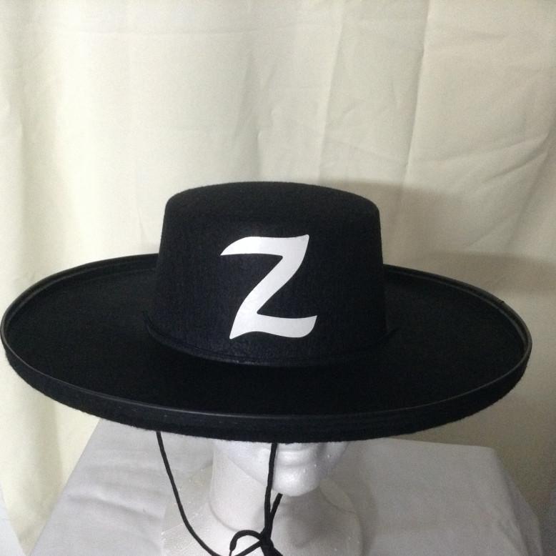 Sombrero. del  ZORRO Adulto