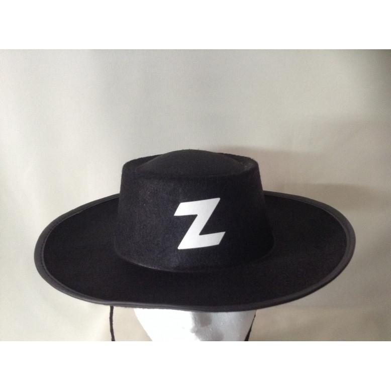 Sombrero Infantil del Zorro - Regalos de León - León de Compras a60d4bcf86c