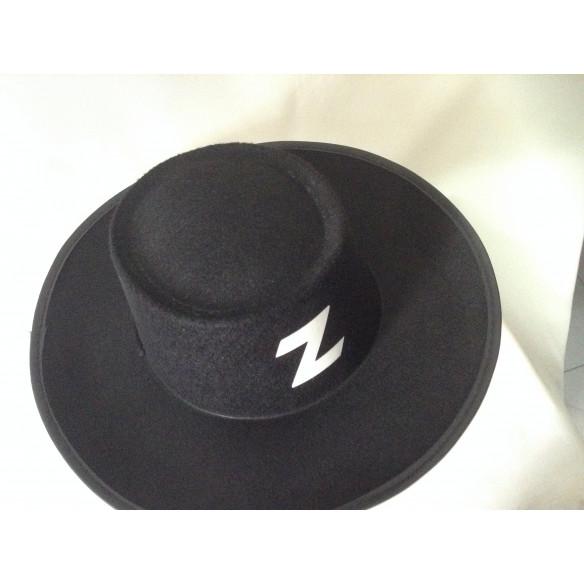 Sombrero Infantil del Zorro