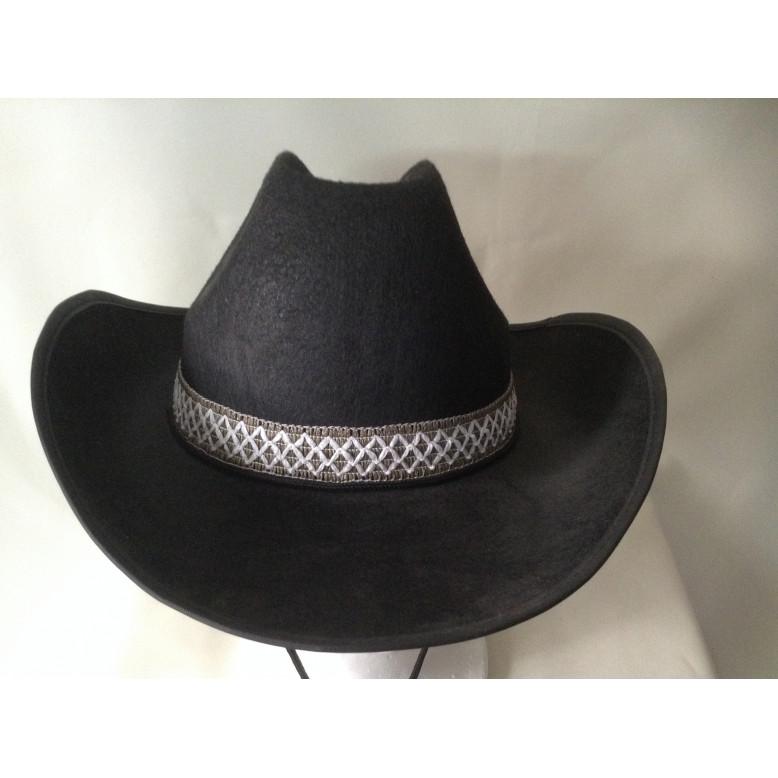 Sombrero vaquero fieltro - Regalos de León - León de Compras 7b34506deac