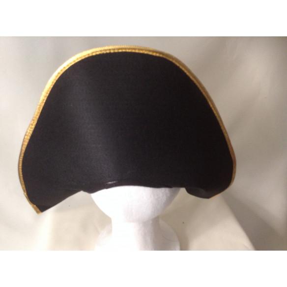 Sombrero pirata plano adulto