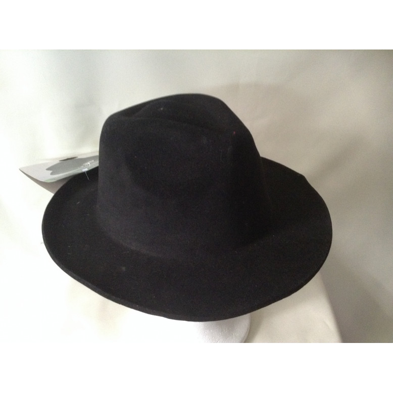 Sombrero. De Gangster Negro de terciopelo