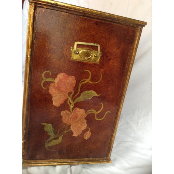 Caja-Tapa vintage