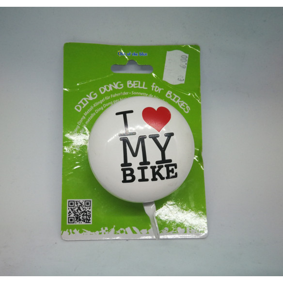 Timbre bicicleta