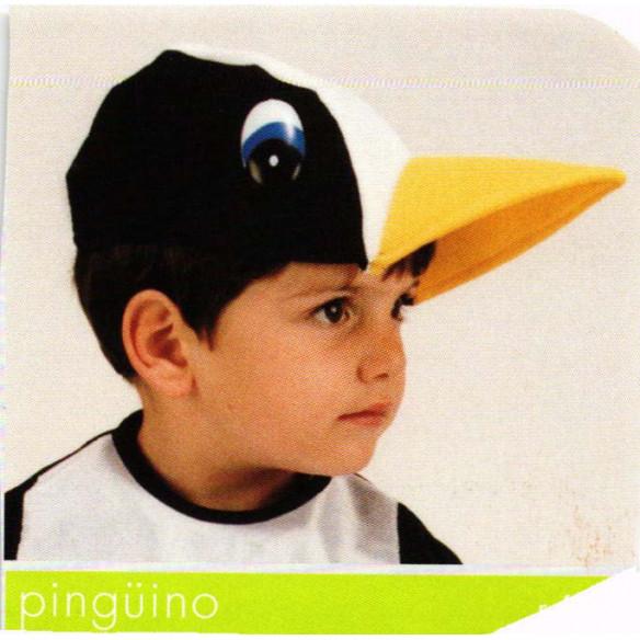 Cabeza de Pinguino