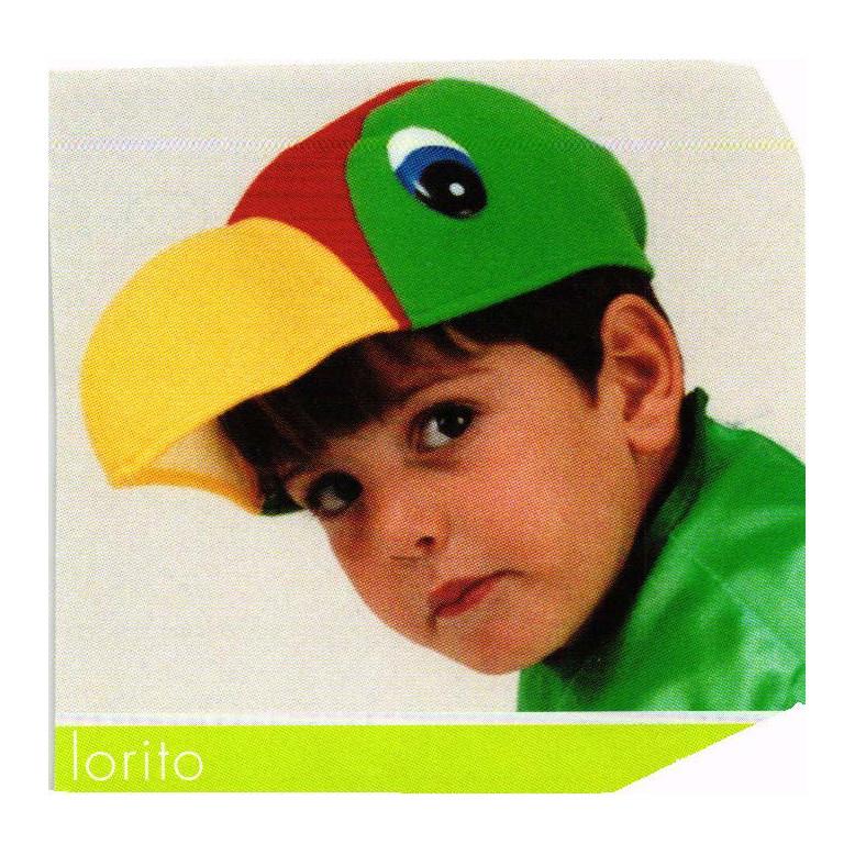 Cabeza de Lorito