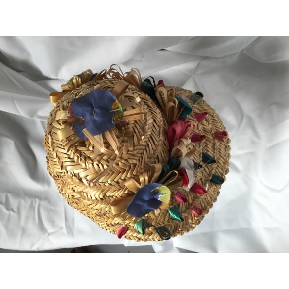 Sombrero típico de Ávila