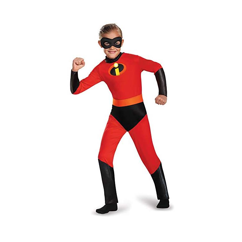 Disfraz  Infantil DASH-increíbles 2-
