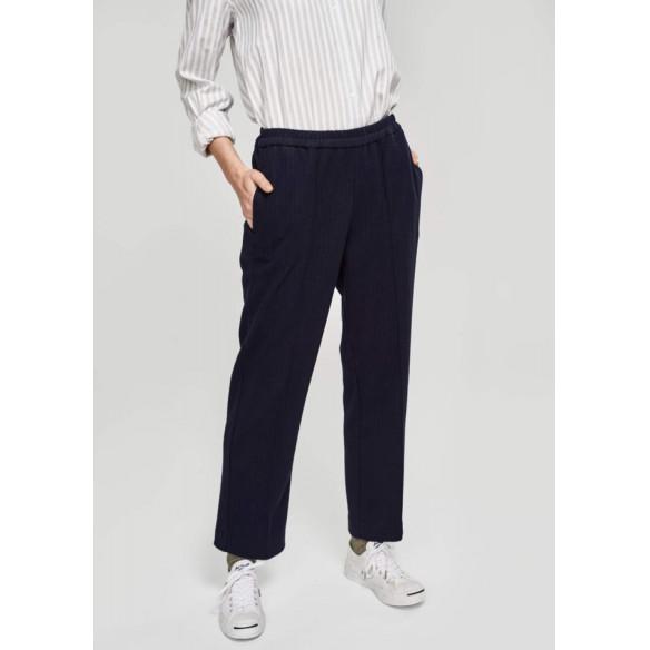 Pantalones raya diplomática