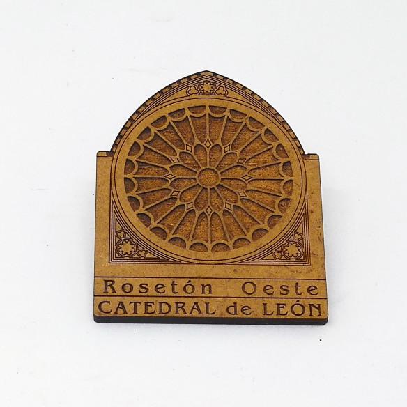 Imanes fachada o rosetones Cat. de León
