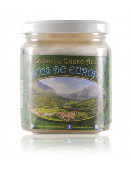 Crema de Queso de Valdeón Tarro 200grs.
