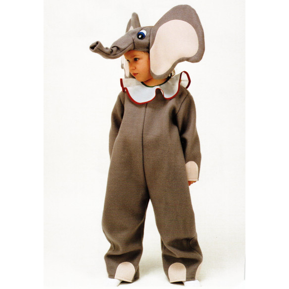 Disfraz infantil de Elefante