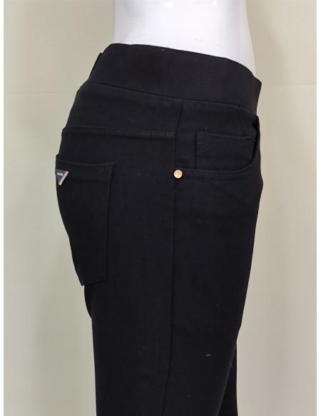 Pantalón  pitillo tipo leging 5 bolsillos para mujer