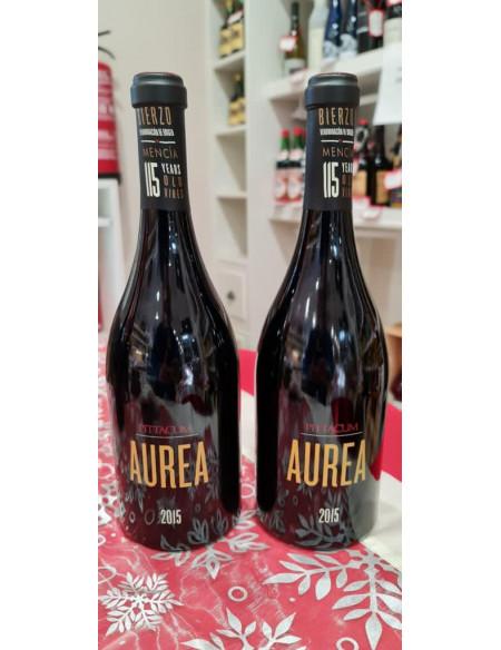 2x1en vino tinto Crianza Aurea Pittacum