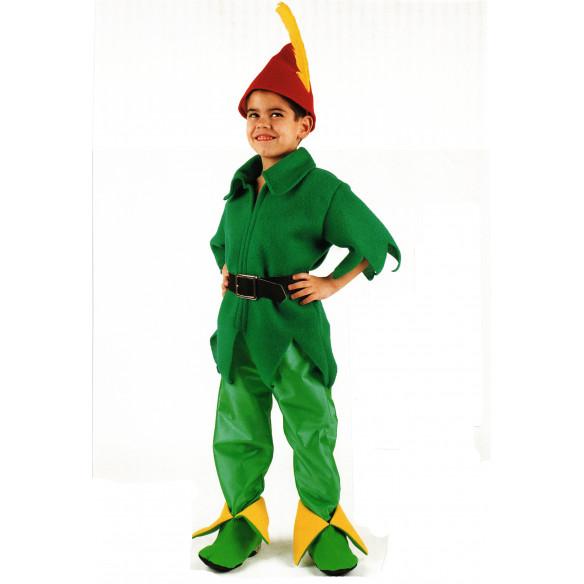 Disfraz infantil Peter Pan