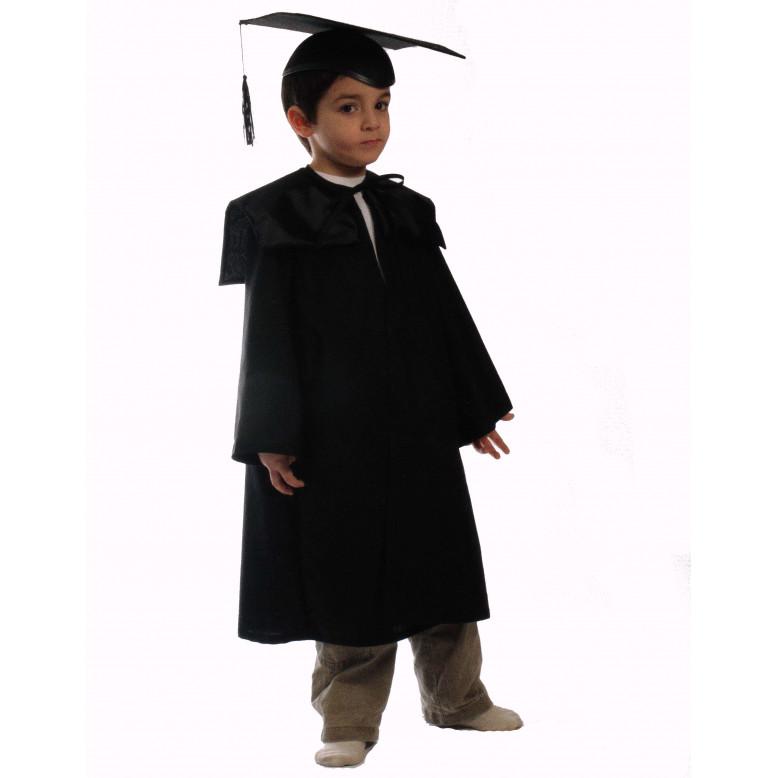 Disfraz infantil Graduado talla 8 - Disfraces adultos y niños - Leó... 2279f85939e
