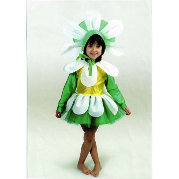 Disfraz  infantil Margarita