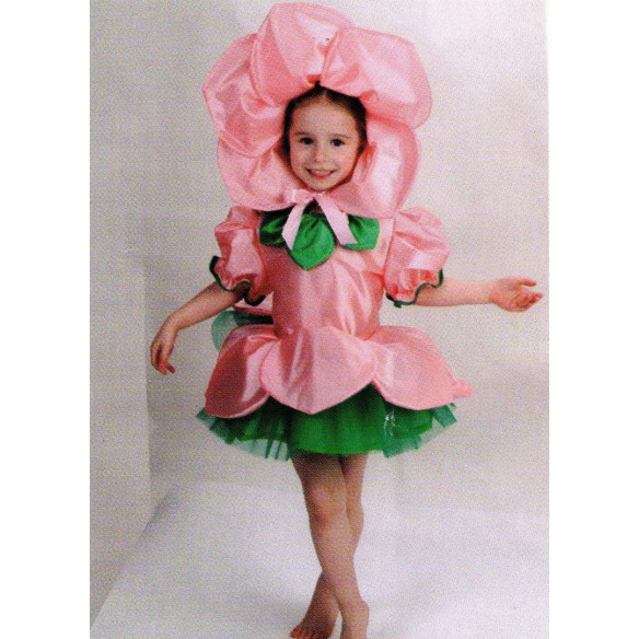 Disfraz infantil Rosa