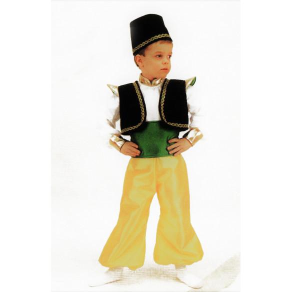 Disfraz infantil  Paje-Aladino