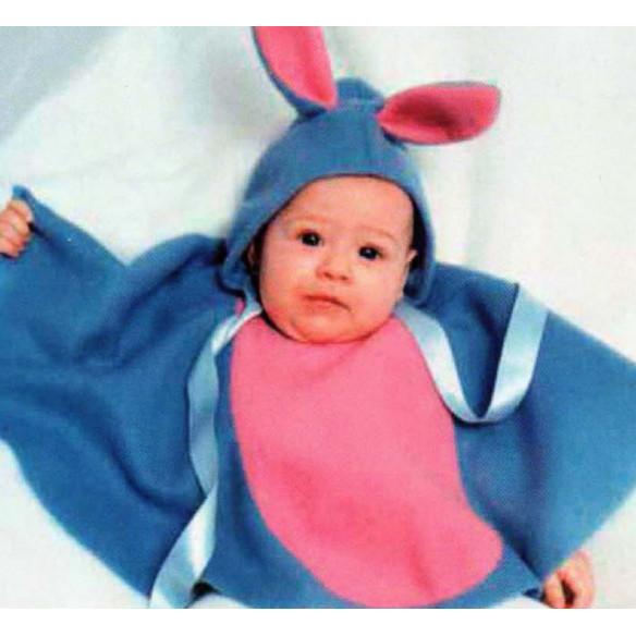 Disfraz infantil Capita bebe de Conejito