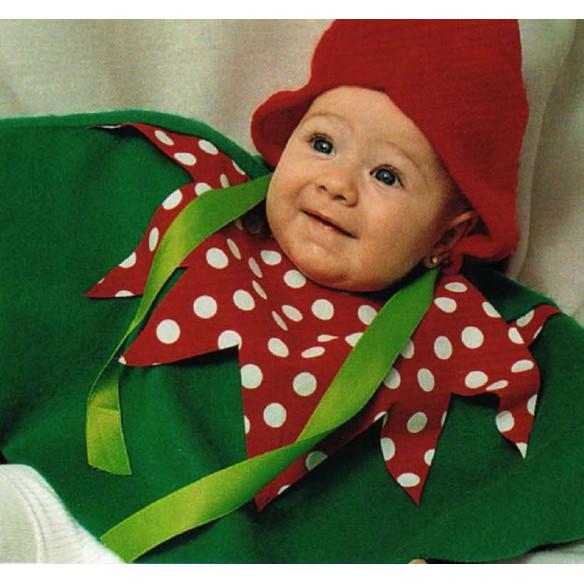 Disfraz infantil Capita bebe de Enanito