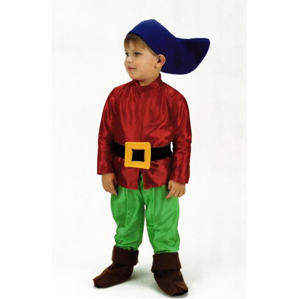 Disfraz infantil Gnomo