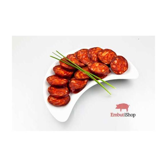 Chorizo de León picante Marca de Garantía