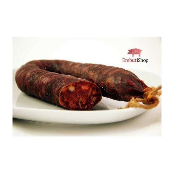 Chorizo artesanal de León dulce