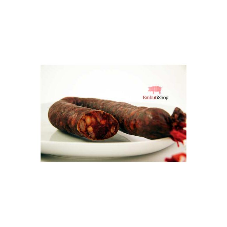 Chorizo picante de León artesanal